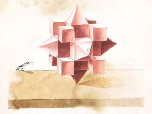 Solid Objects: 16th-Century Geometric and Perspective Drawings