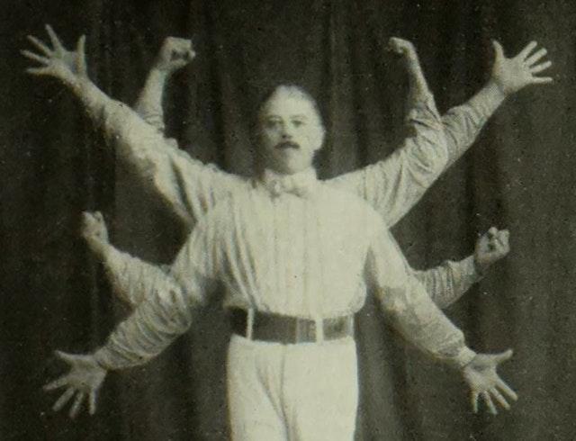Swedish House-Gymnastics (1913)