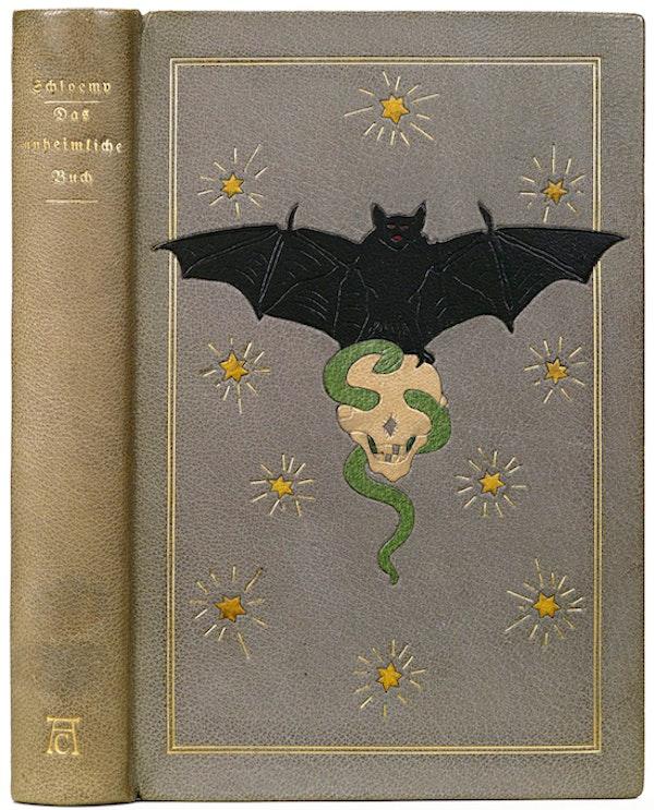 Das unheimliche Buch