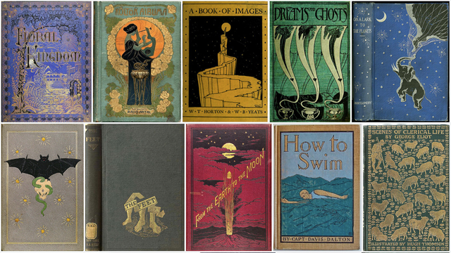 The Art of Book Covers (1820–1914)