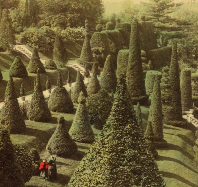 The Book of Topiary (1904)