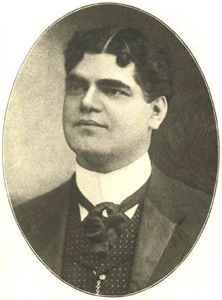 Portrait of Len Spencer
