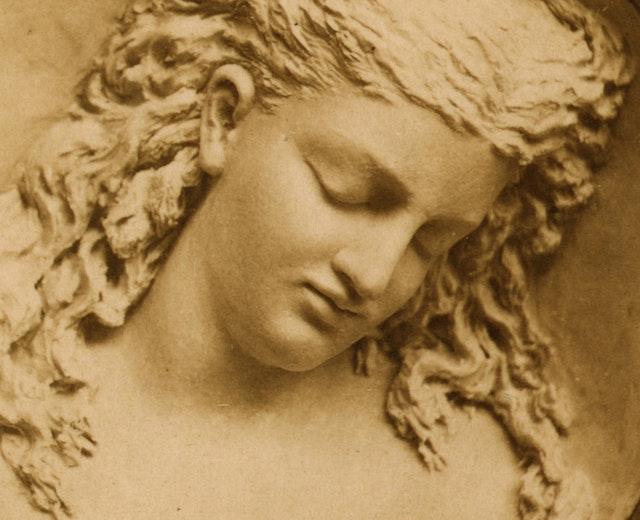 The Butter Sculptures of Caroline S. Brooks