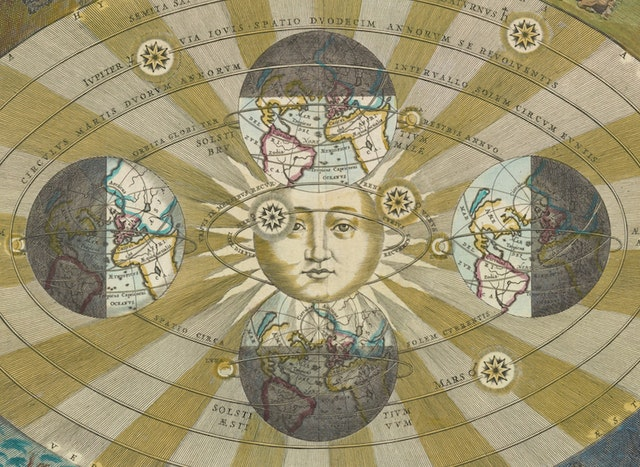 The Celestial Atlas of Andreas Cellarius (1660)