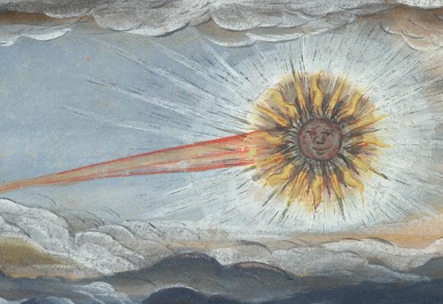 The Comet Book (1587)