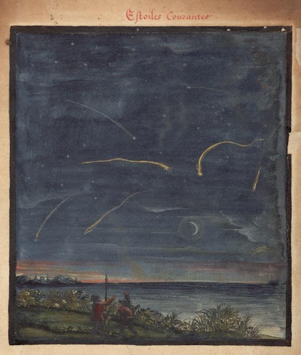 comet book