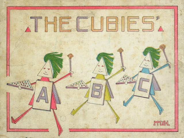 The Cubies' ABC (1913)