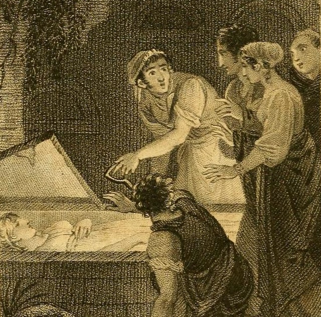 The Danger of Premature Interment (1816)