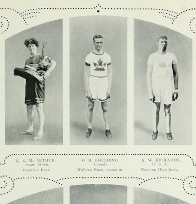 The Fifth Olympiad: the Official Report of the Olympic Games of Stockholm 1912