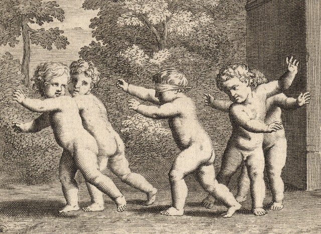 The Games and Pleasures of Childhood (1657)