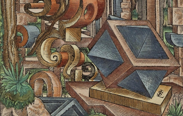 The Geometric Landscapes of Lorenz Stoer (1567)