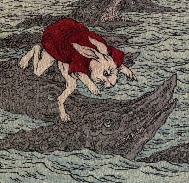The Hare of Inaba (1892)