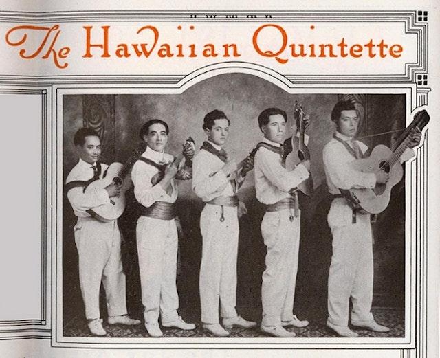 The Hawaiian Quintette (1913)