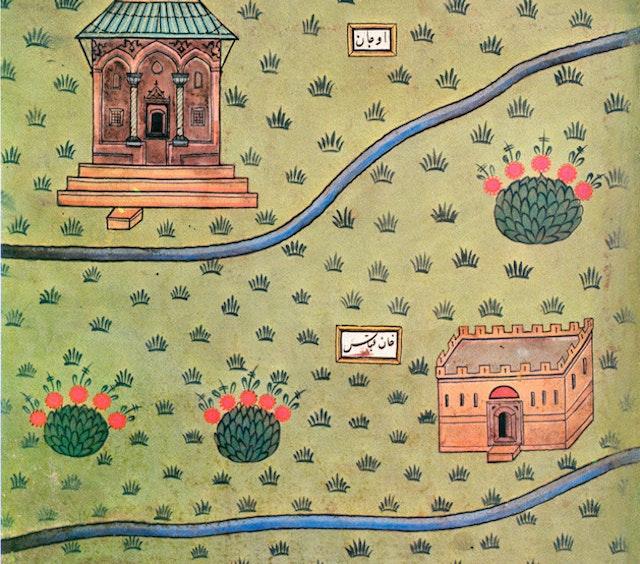 The Maps of Matrakçı Nasuh, Ottoman Polymath