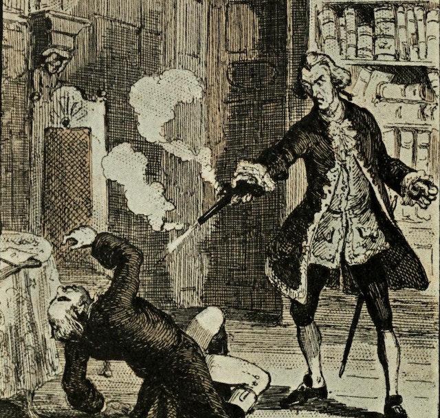 The Newgate Calendar (1795)