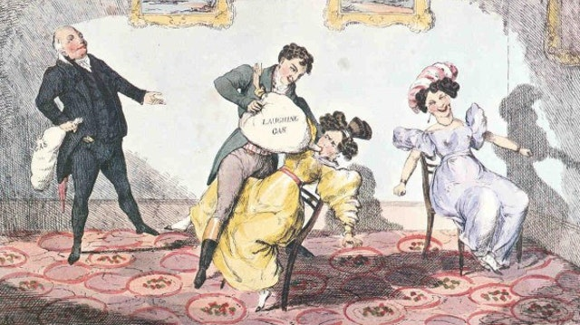 The Nitrous Oxide Experiments of Humphry Davy