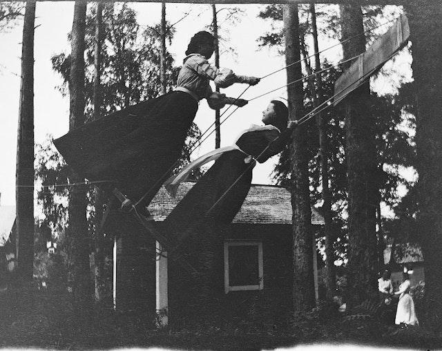 The Photographs of Hugo Simberg