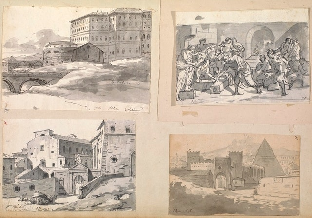 The Sketchbooks of Jacques-Louis David
