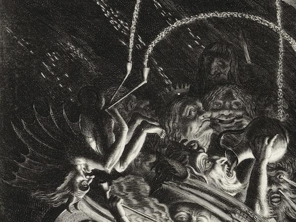 sorceress or the witch by jan van de velde