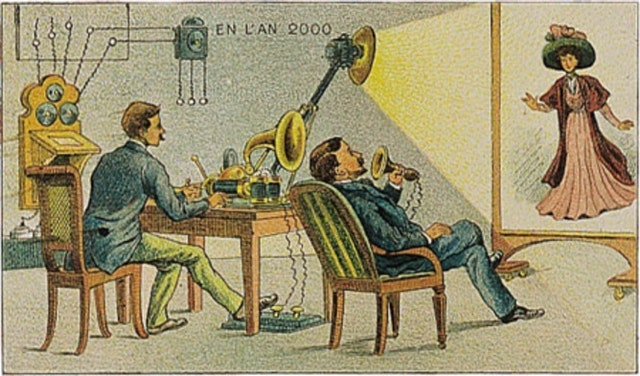 The Telephonoscope (1879)