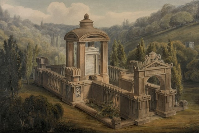 The Tomb and the Telephone Box: Soane's Mausoleum (1816)