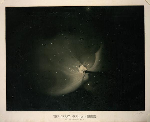 trouvelot nebula