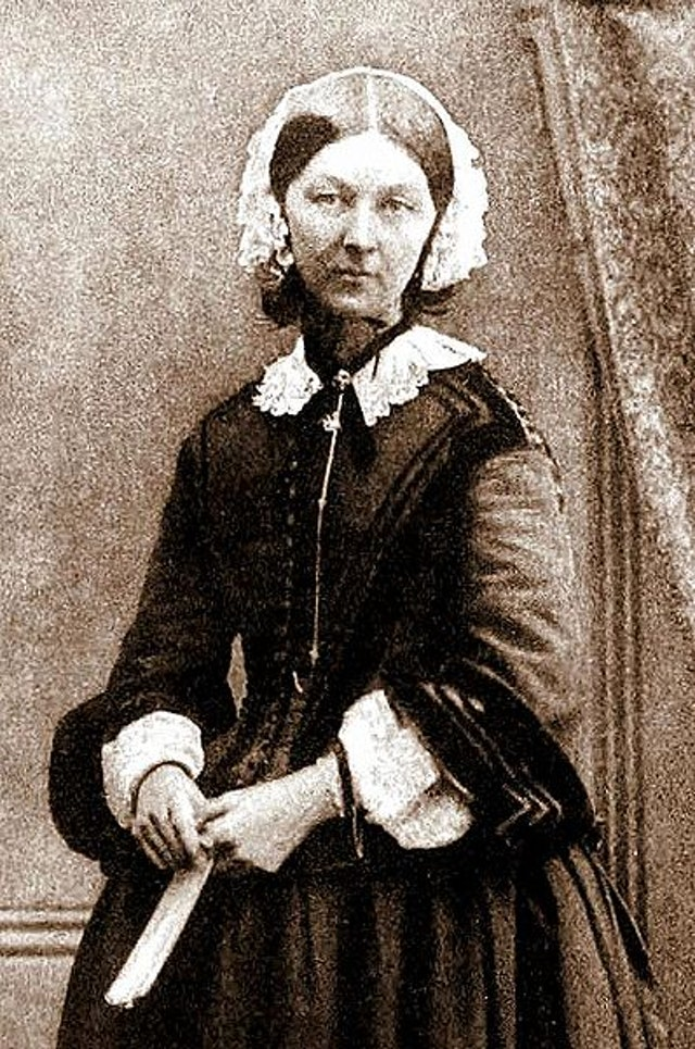 The Voice of Florence Nightingale