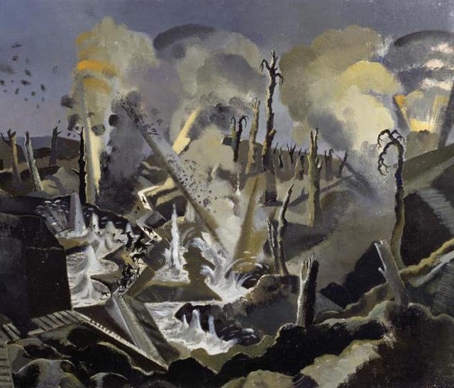 The War Art of Paul Nash (1917–1944)