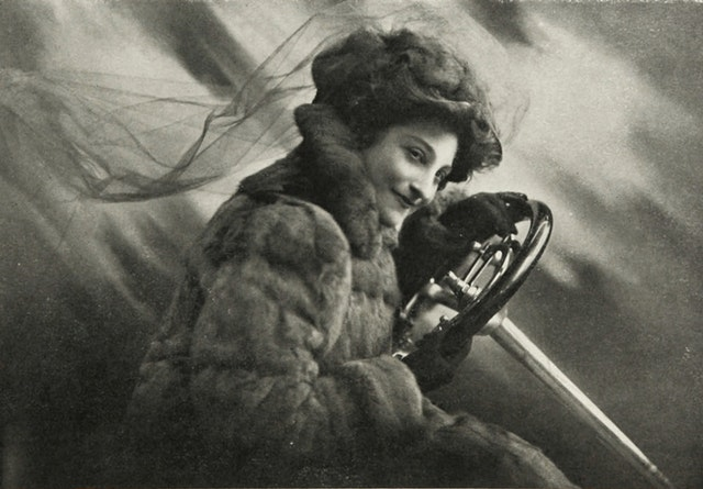On the Road: *The Woman and the Car* (1909)