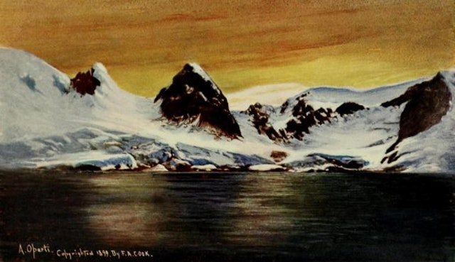 Through the First Antarctic Night (1900)