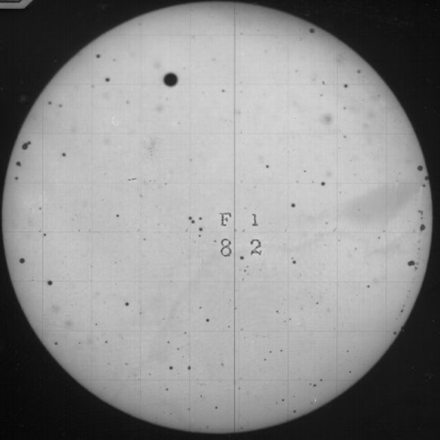 Transit of Venus (1882)
