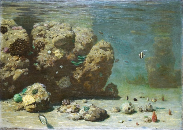 En Pleine Mer: The Underwater Landscapes of Eugen von Ransonnet-Villez