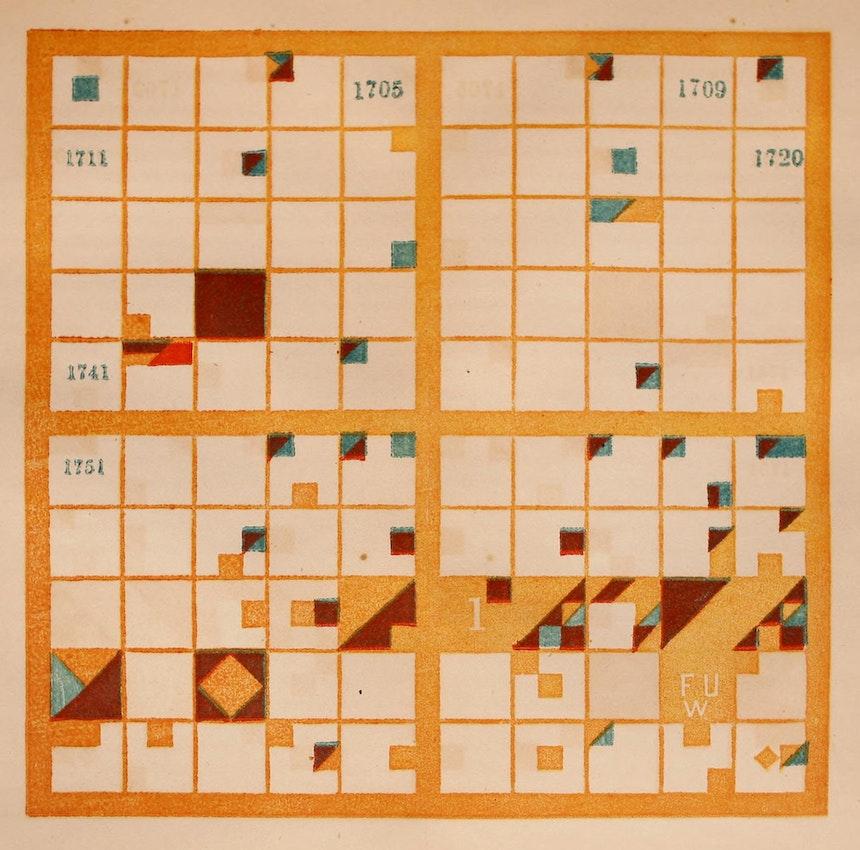peabody polish-american system floor chart