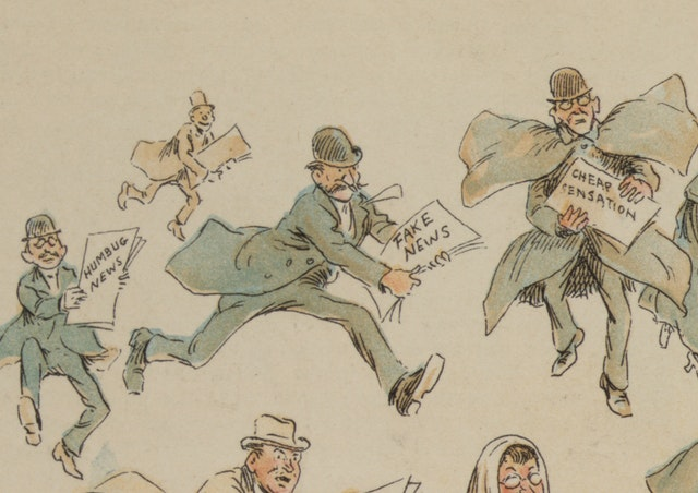 "Yellow Journalism: The ""Fake News"" of the 19th Century"