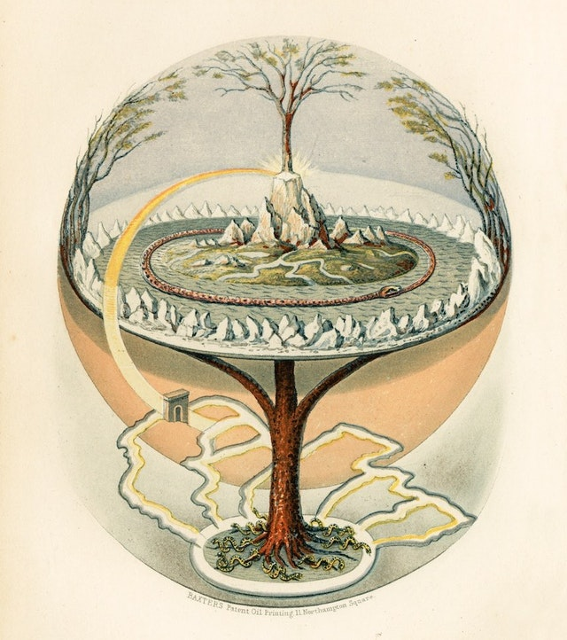 Yggdrasil: The Sacred Ash Tree of Norse Mythology