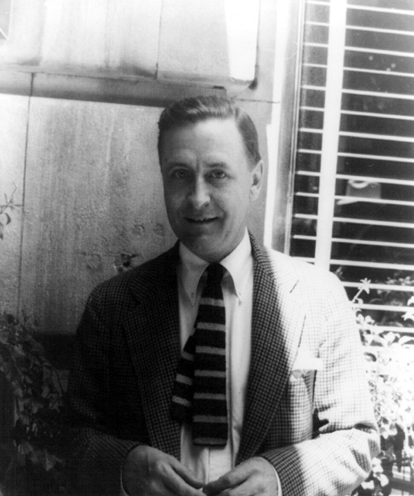 A Few Words about F. Scott Fitzgerald