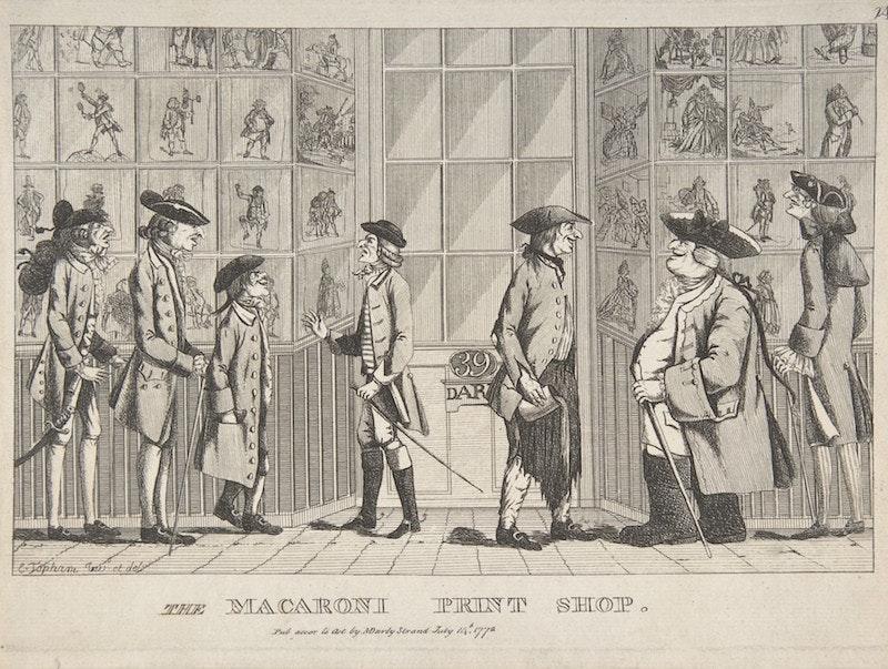 macaroni print shop