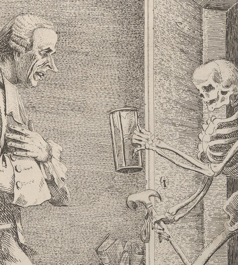tristram shandy sterne death