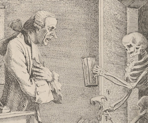 """Alas, Poor YORICK!"": The Death and Life of Laurence Sterne"