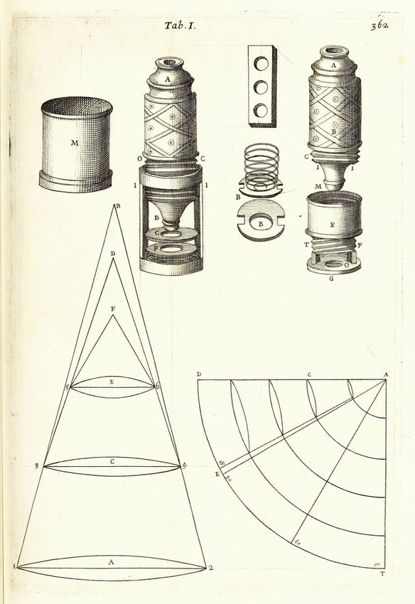 kircher microscope