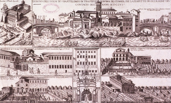 """Invisible Little Worms"": Athanasius Kircher's Study of the Plague"