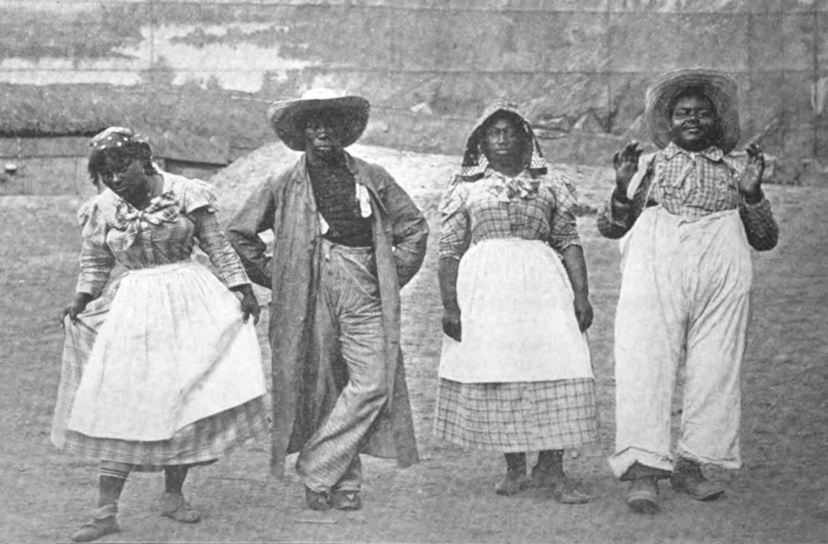 <i>Black America</i>, 1895