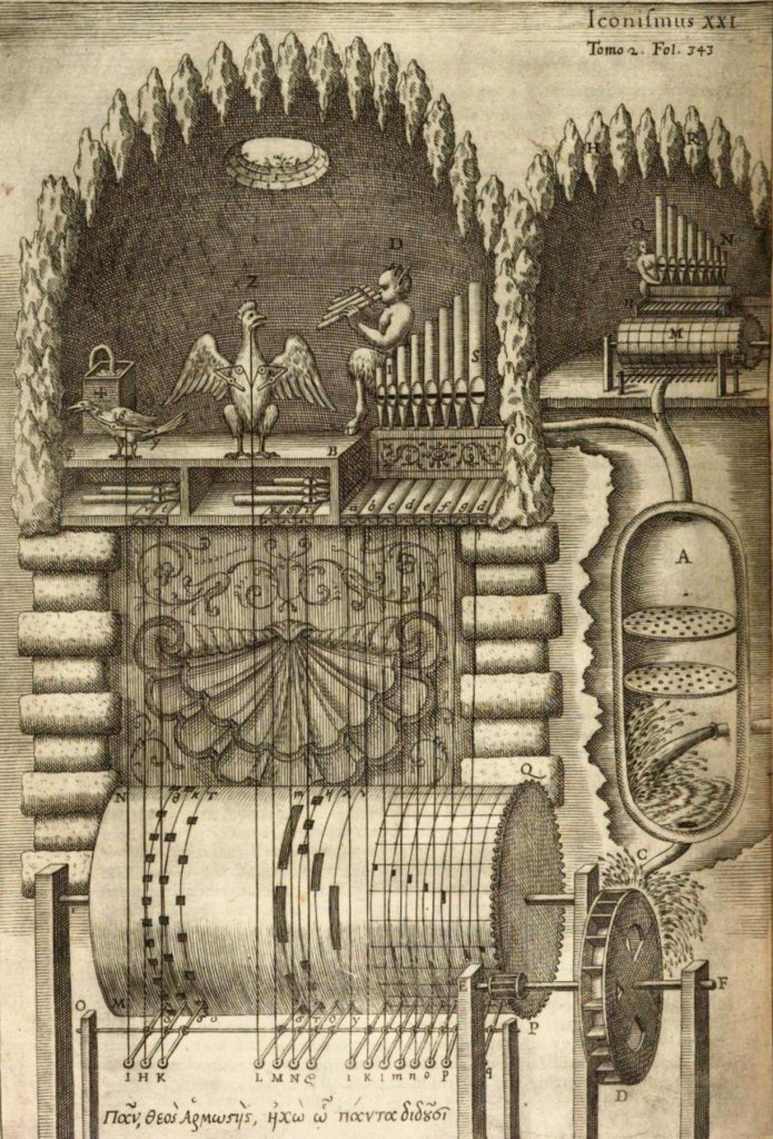 Cat Pianos, Sound-Houses, and Other Imaginary Musical