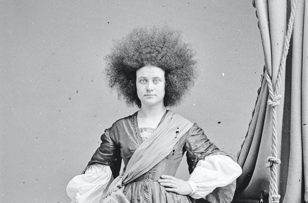 Circassian Beauty in the American Sideshow