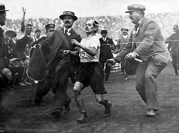 Conan Doyle's Olympic Crusade