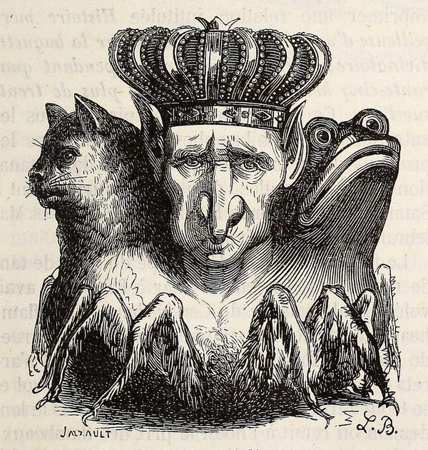 Defining the Demonic