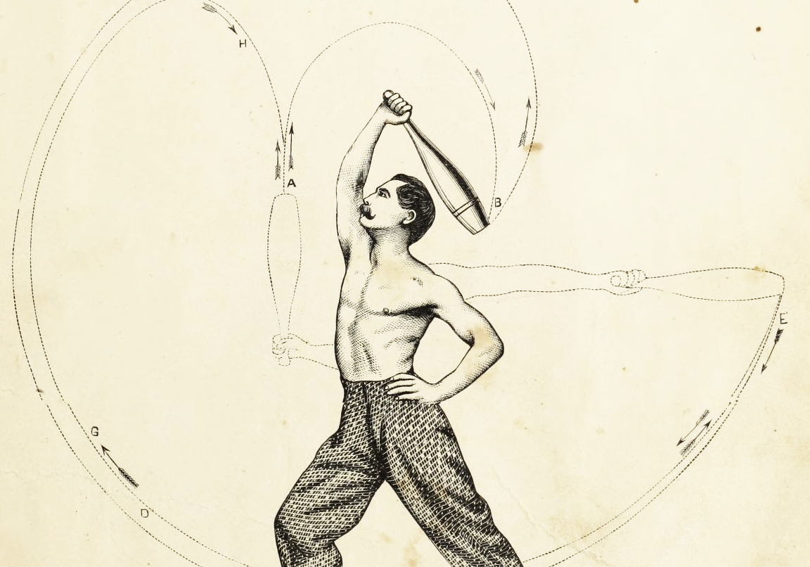 """Eastern Sports and Western Bodies: The """"Indian Club"""" in the United States"""