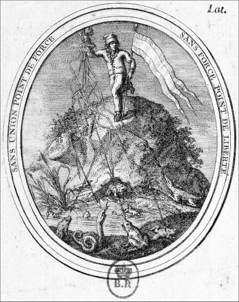 french revolution allegory