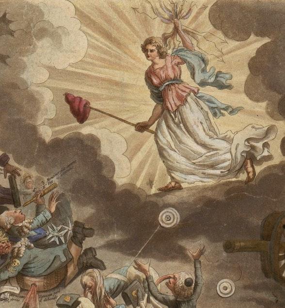 french revolution liberty