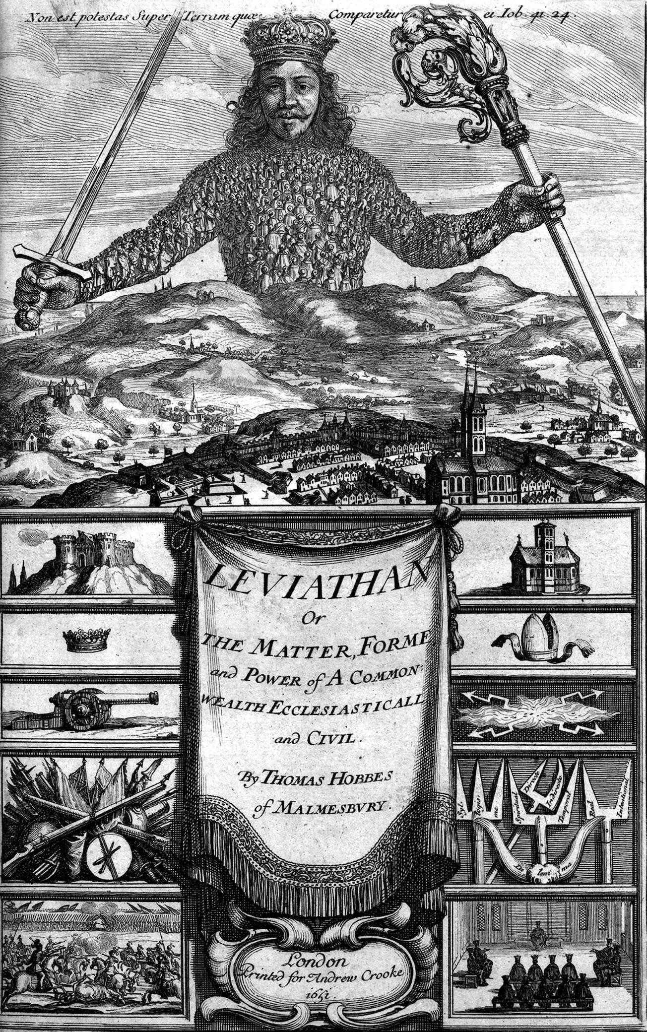 hobbes leviathan